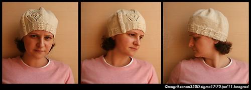 Argyle hat - finito