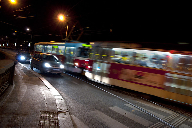 night trams