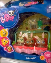 Easter ideas: Littlest Pet Shop