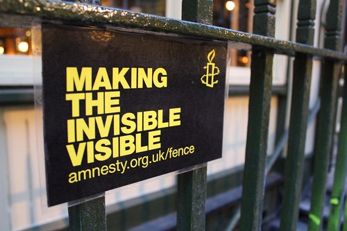 "Mentalgassi & Amnesty, ""Making the Invisible Visible"""