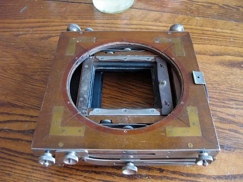 Asanuma Half Plate Project Cam...