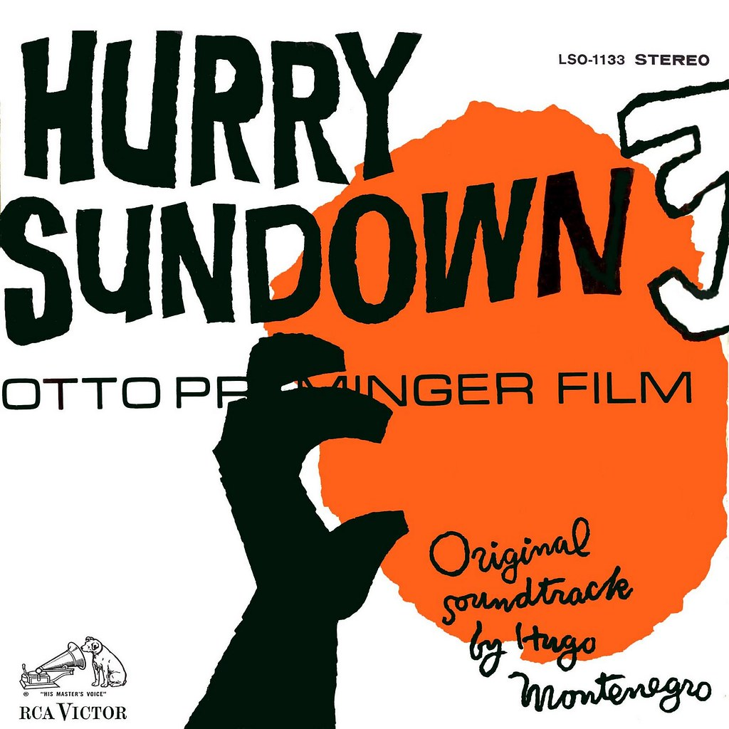 Hugo Montenegro - Hurry Sundown