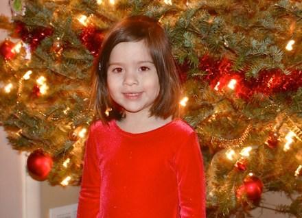 Christmas cutie :)