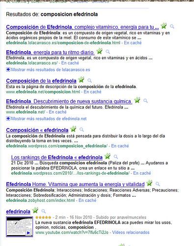 4.1  composicion efedrinola
