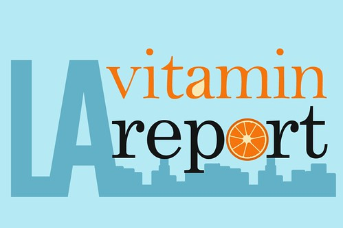 LA Vitamin Report Logo