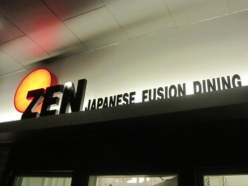 Zen Japanese Fusion Dining 1