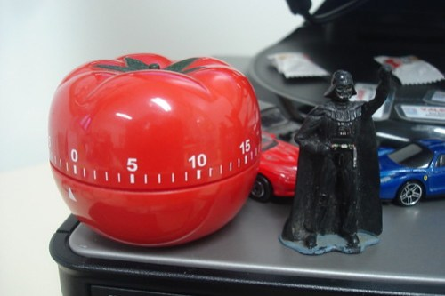 Timer de Cozinha em forma de Tomate