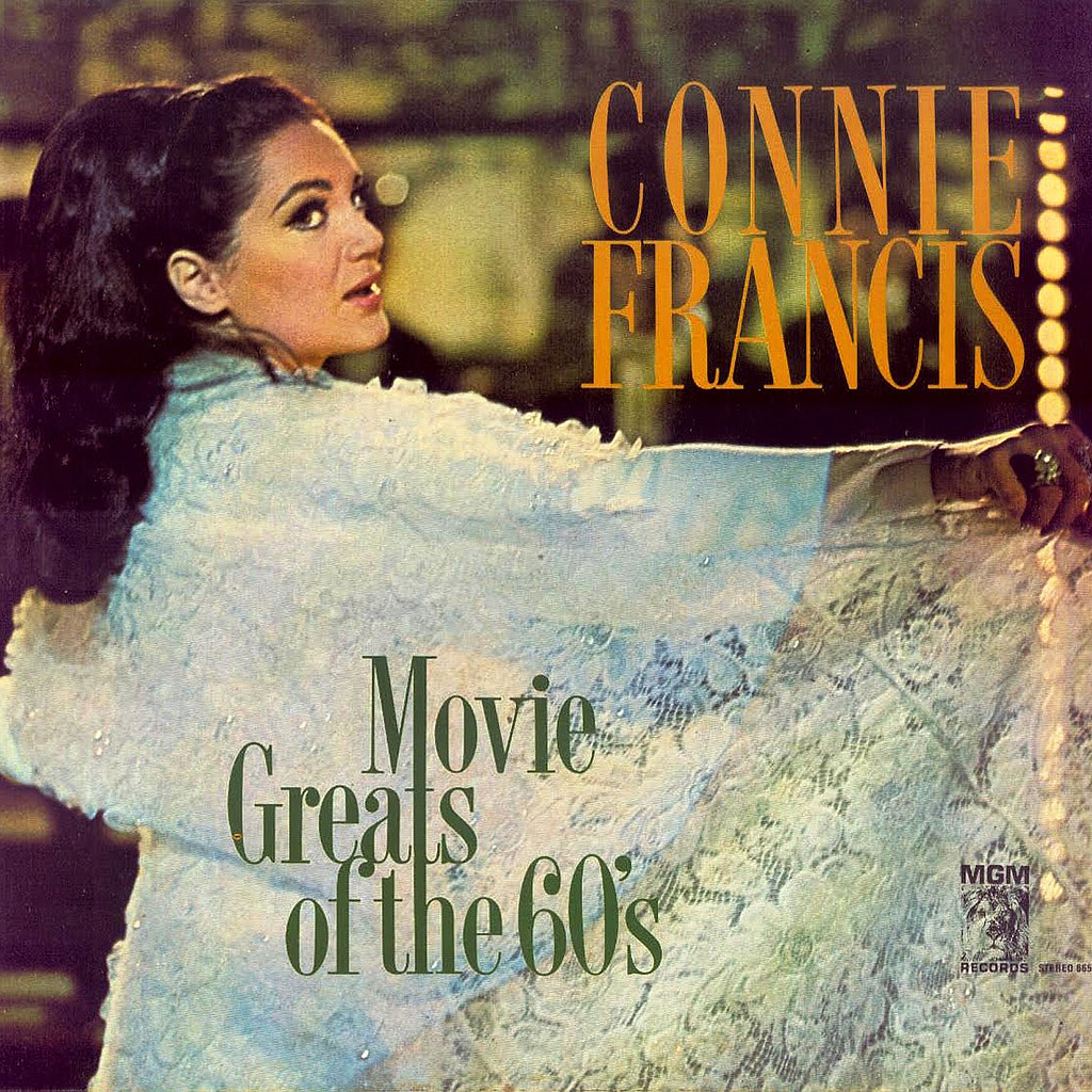 Connie Francis - Movie Greats of the 60s