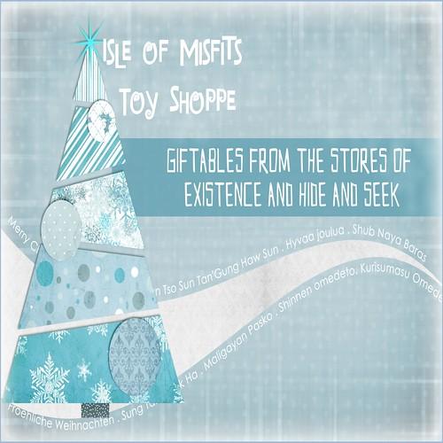 Isle of Misfits Toy Shoppe