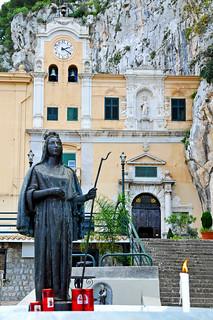 Italy-2219 - Grotto of Santa Rosalia