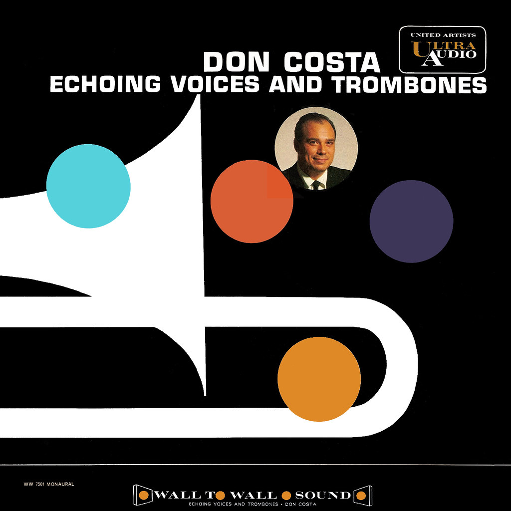 Don Costa - Echoing Voices and Trombones