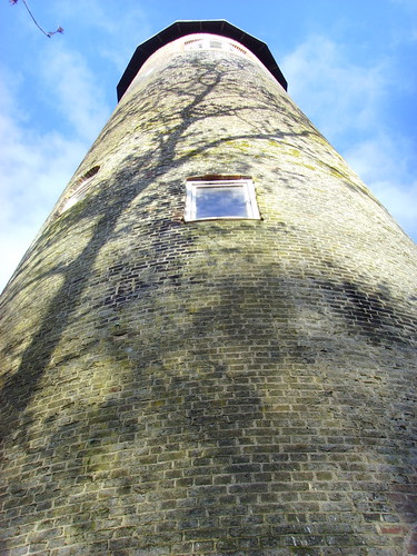Shot Tower, Crane Park