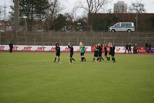 RWE dankt seinen Fans schon vor dem Spiel