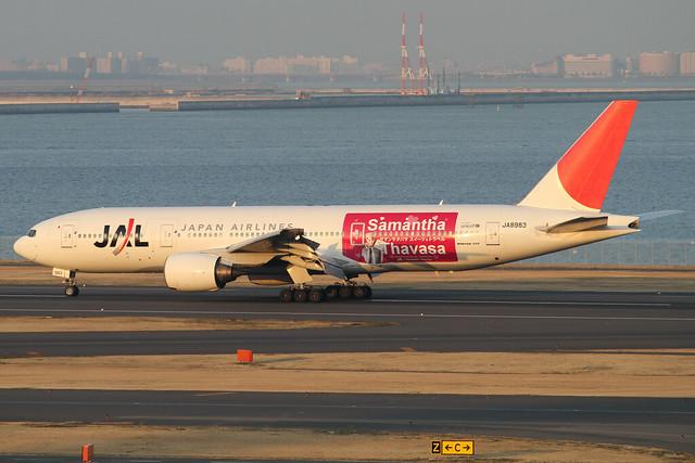 JAL B777-200(JA8983)