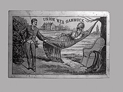 Union Web Hammock (c. 1881)