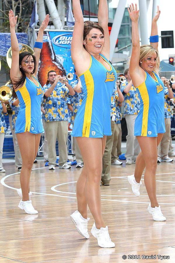 UCLA Dance Team 037