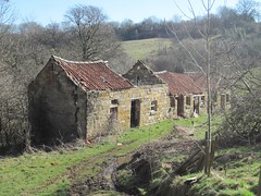 Buildings near Scaling Mill