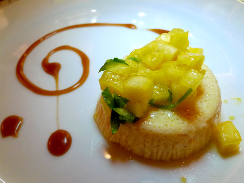 Pineapple Flan, Magnum @ Pal Cabron