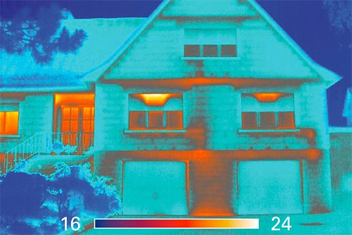 Public Lab Thermal photography