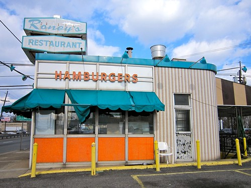 Roney's Restaurant and Hamburgers Collingswood NJ Closed