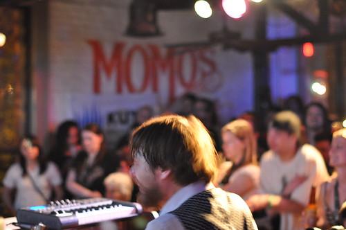 Marco Benevento Trio @ Momo's, SXSW, 3.18.11