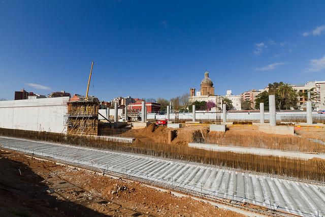Estació de Sant Andreu - Sur - 28-03-11