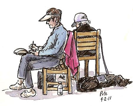 sketchers drawing davis