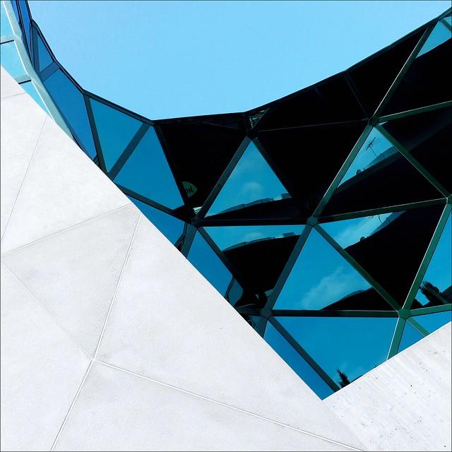 __ Blue diamonds!