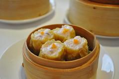 Siew Mai (with pork and prawns)