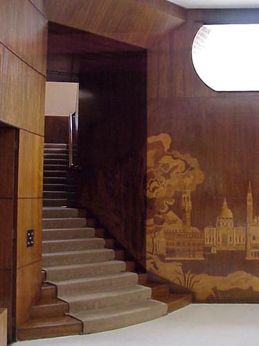 Art Deco Buildings Entrance Hall Eltham Palace