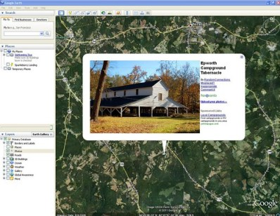 Google Earth Panoramio