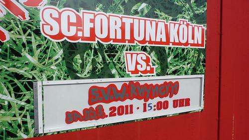 Fortuna Köln - Westfalia Rhynern