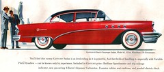 1955 Buick Century 4 Door Sedan