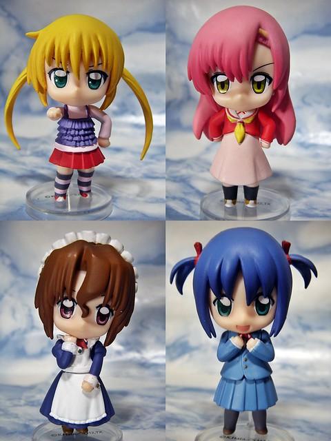 Nendoroid Petit Sanzenin Nagi, Katsura Hinagiku, Nishizawa Ayumu, Maria