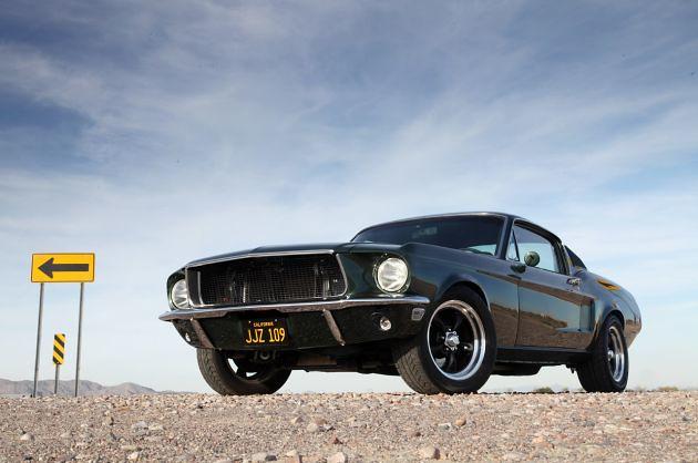 Mustang McQueen Signature