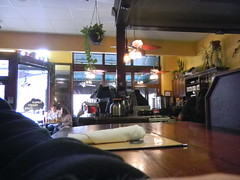 Tupelo Honey Interior