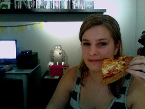GIMME PIZZA