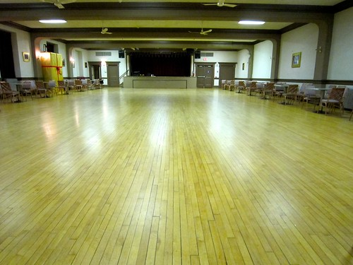 Ballroom On High