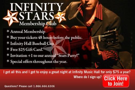 Infinity Stars Membership Club