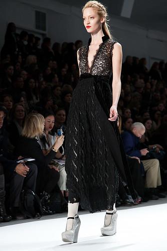 New York Fashion Week Fall 2011 - Nanette Lapore 43