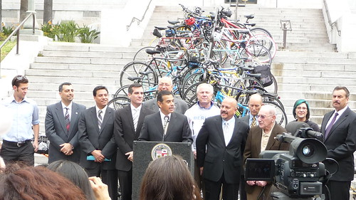LA Bike Plan Celebration 019