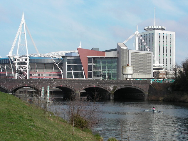 Cardiff Rowing Regatta 2011