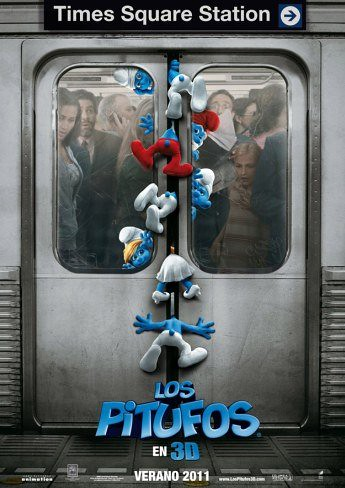 los-pitufos-poster-smurfs-3d