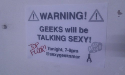 Geeks talk sexy part 3