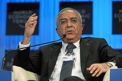 Salam Fayyad - World Economic Forum Annual Mee...