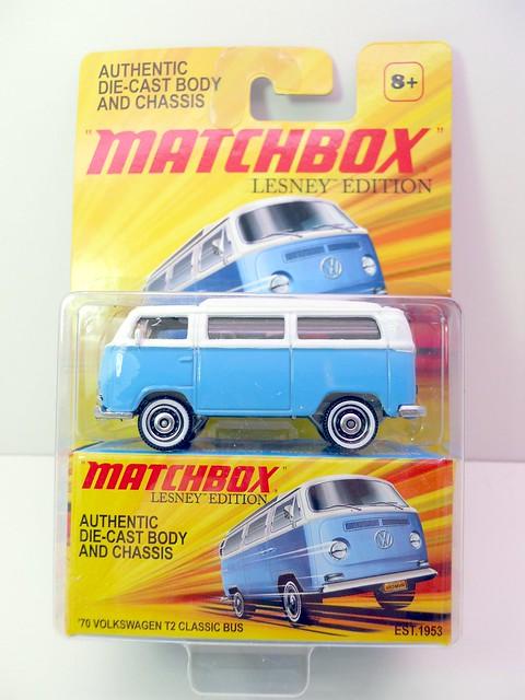 matchbox '70 volkswagen t2 classic bus (1)