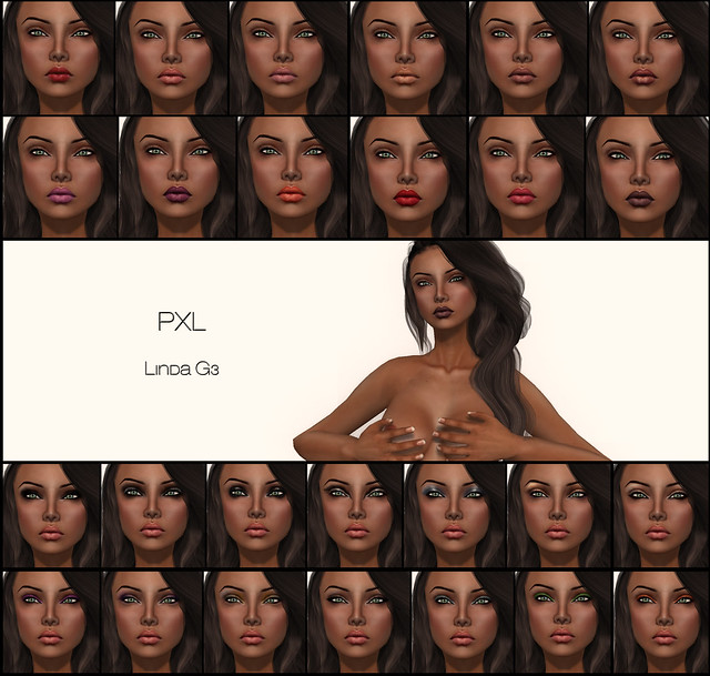 PXL Linda g3 for SkinFair!