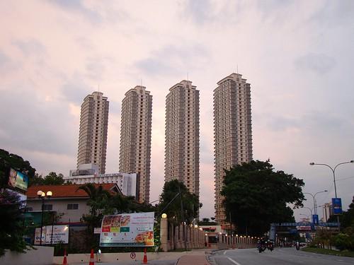 Malasian Buildings