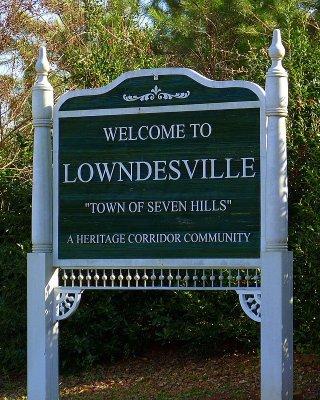 Welcome to Lowndesville
