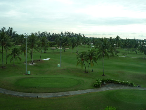 Golf Course at Pacific Sutera